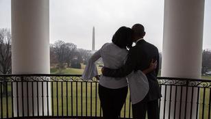 Ó, micsoda szívszorítás: Michelle Obama így búcsúzik a Fehér Háztól