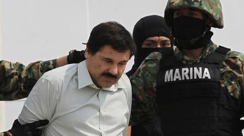 Mexikó kiadta El Chapót az Egyesült Államoknak