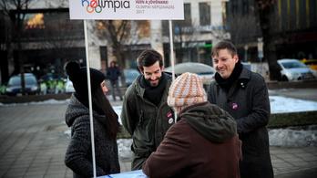 Medián: A fideszesek negyede aláírná az olimpiaellenes aláírásgyűjtést