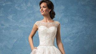Csodás menyasszonyi ruhák