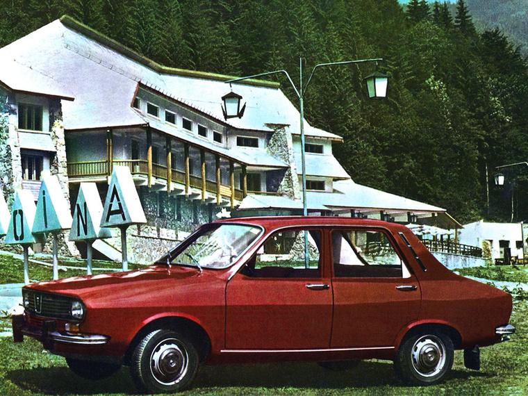A Dacia 1300 a Renault 12 licence alapján készült, közel kétmillió példánynál álltak le vele