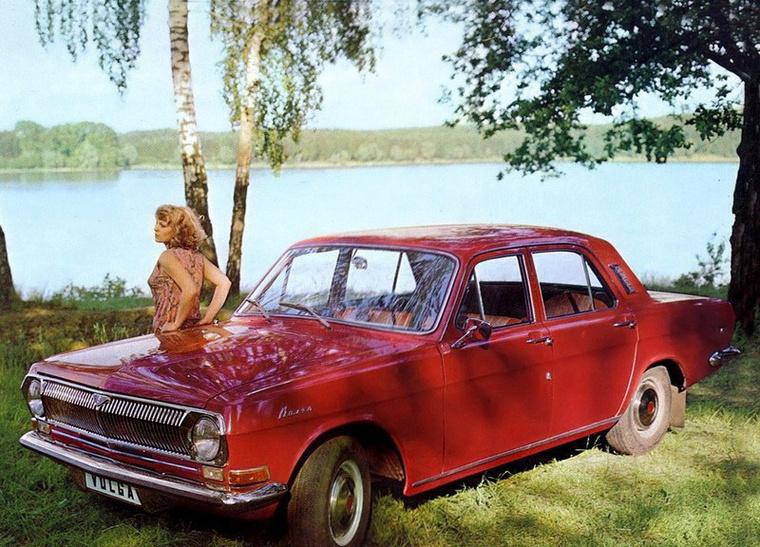 A GAZ-24 Volgát elsősorban hivatali autónak, vagy taxinak használták Kelet-Európában