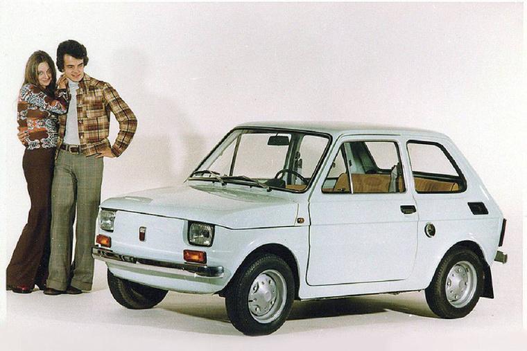 Sokszor csak Egérkamionként emlegettük a Polski Fiat 126p-t, vagyis a Kis Polskit