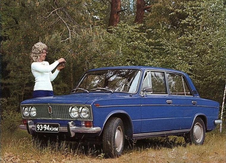 Az egymilliomodik Lada is egy 2103-as volt, a típus 1984-ig maradt gyártásban