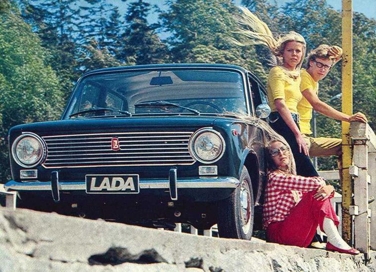 Szintén 1970-ben készültek el Togliattiban az első Zsigulik