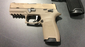Megvan az amerikai katonák új pisztolya