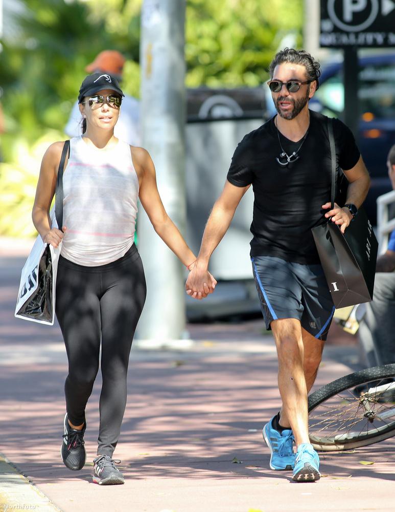 A színésznő tavaly májusban házasodott össze Jose Bastonnal, és ezzel Longoriaharmadszorrais férjhez ment.