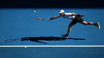 Djokovics után Murray-t is kiütötték az AusOpenen