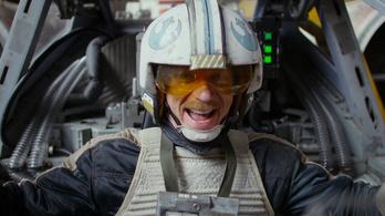 Egy rahedli pénzt szedett össze az új Star Wars