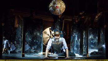 La Mancha lovagja a József Attila Színházban