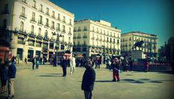 Ne fényképezkedjen Minnie egérrel Madridban!
