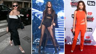 Selena Gomez stílusa 5 lépésben