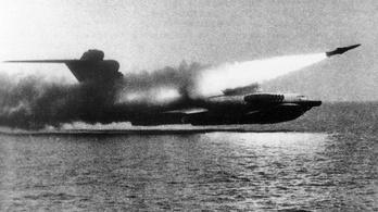 A Kaszpi Szörny lehetett volna a szovjet csodafegyver
