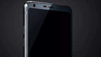 Kiszivárgott az első kép az LG G6-ról