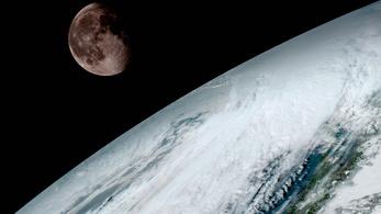 Lenyűgöző képeket küldött egy új műhold