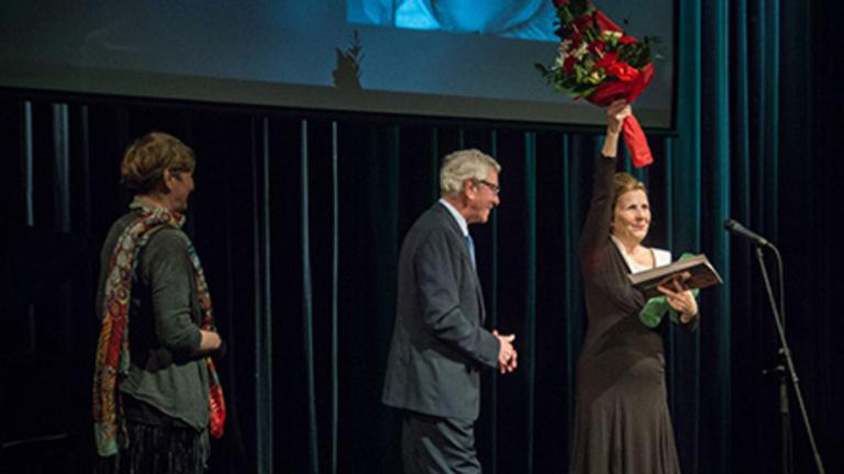 Borsos Annamária és Kovács Zsuzsa kapta idén a Bessenyei-díjat