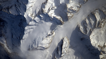 Instabillá vált egy svájci lejtő a klímaváltozás miatt