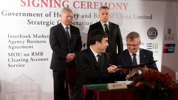 Kínai kötvényekbe fektetnének Matolcsyék