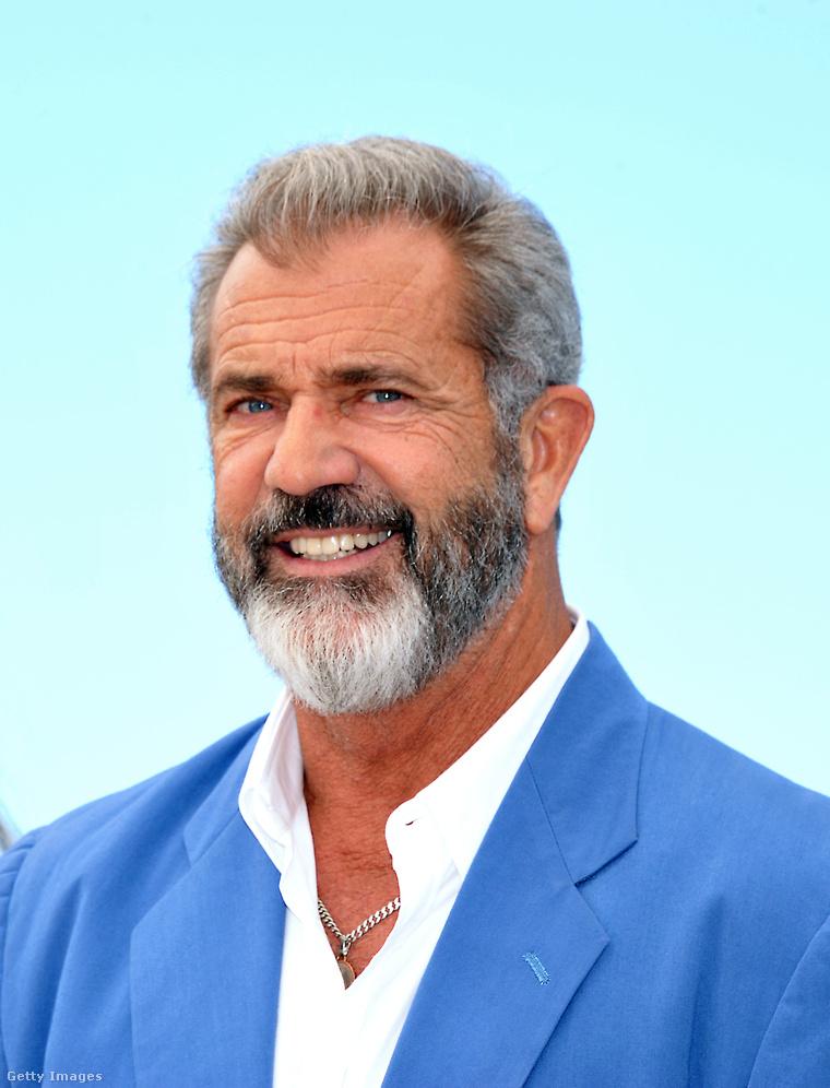 Mel Gibson is a jelöltek között van.