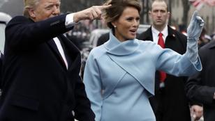 Ralph Laurent utálják Melania Trump ruhája miatt