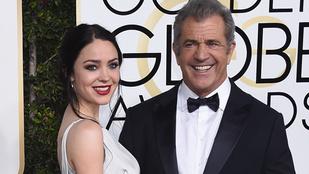 Megszületett Mel Gibson kilencedik gyereke