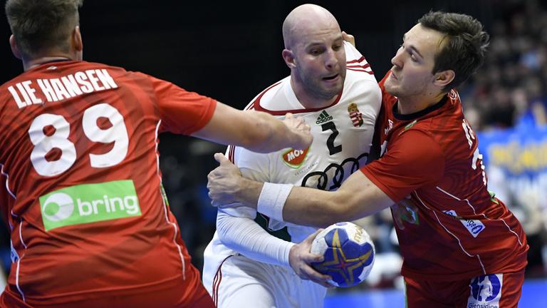 Átrohantak rajtunk a norvégok, vereség a vb-negyeddöntőben