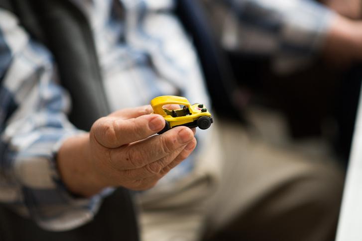 A Szélvész autó rugóproblémák miatt inkább tologatós lett