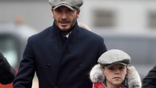 Kíváncsi David Beckham édesapjára?