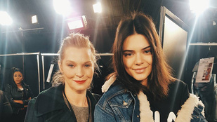 Lilu összefutott Kendall Jennerrel