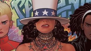 A Marvel új szuperhősnője mindaz, amit Donald Trump utál