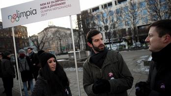 Már több mint 55 ezer aláírás gyűlt össze az olimpiás népszavazáshoz