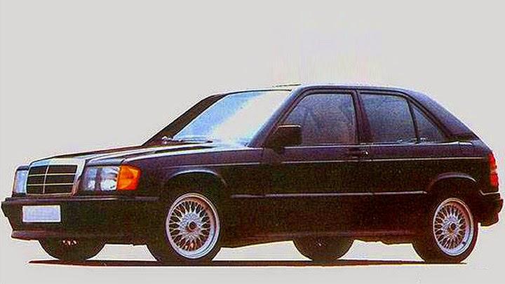 01Schulz-Tuning W201 Mercedes-Benz 190E 2.6 City 1991 160 cv