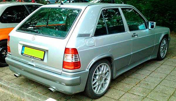 03Schulz-Tuning W201 Mercedes-Benz 190E 2.6 City 1991 160 cv