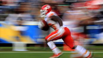 Boltot is megizzasztaná az NFL legjobb sprintere