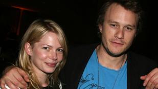 Michelle Williams először beszélt a Heath Ledger halála utáni időszakról