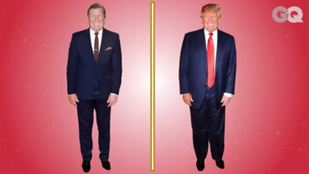 Bőven lenne mit faragni Trump stílusán