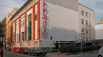 Felújítják a Trafó épületét