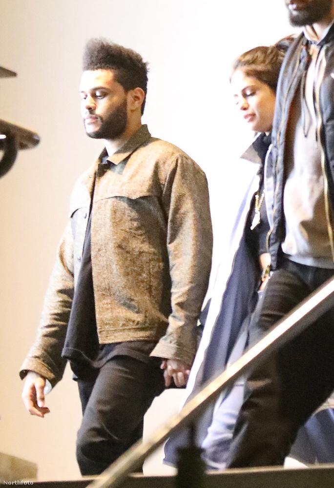 The Weeknd és Selena Gomez között is