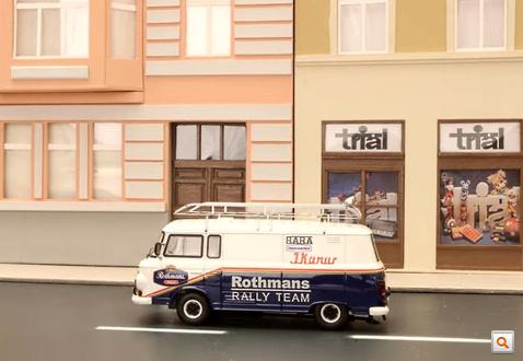 Rothmans Barkas
