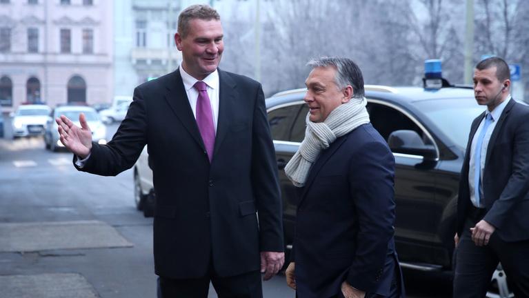 Évek óta nem volt ilyen sajótájékoztatója Orbánnak