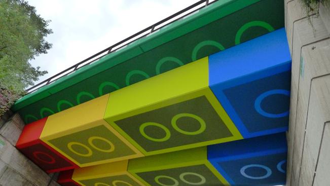 Lego-híddal várnak a németek