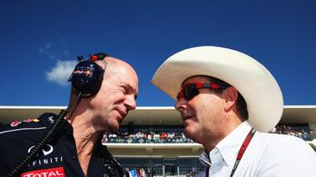 Newey: Az új Mansell már az F1-ben van