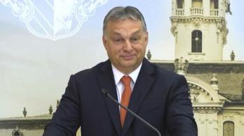 Orbán kitért egy olimpiás kérdés elől, de elfogadná a népszavazás eredményét