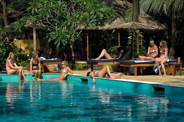 Yoga Goa, India