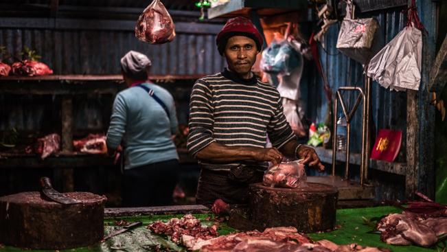 Korán kell kelni Mianmar legjobb piacához