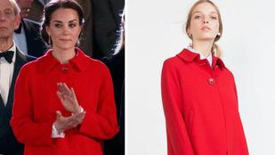 10 olcsó ruha Katalin hercegné gardróbjából