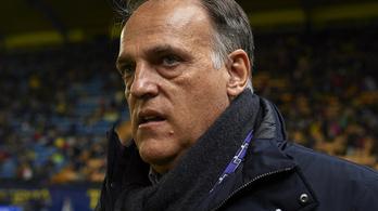 A spanyol liga nemet mond a modern futballra