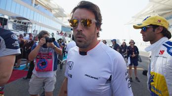 Alonso idén nem a Hondától tart