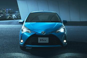 Új motort kap a Toyota Yaris