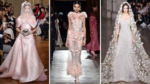 Álmodozzon Chanel menyasszonyi ruháról!